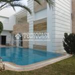 Villa 750 m² sur un terrain de 750 m² -  Palais  Présidentiel