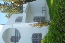 villa sur la route principale d'el Manar