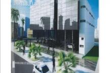 A louer un Immeuble de 7515 m² au Lac 2