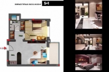 Appartements Programme Neuf à la Soukra