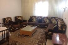 Location d'un étage de villa meublé à Manar 2