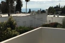 Étage de villa s+2 à Carthage