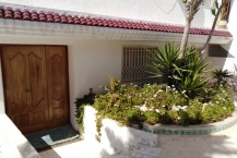 Location/Rez de jardin S+3 meublé- Menzah 8