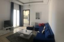 S+1 meublé  80m2 au Ain Zaghouan Nord