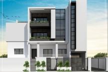 Vente Appartement S+3 La Marsa