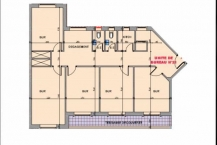 Bureau de 153 m2 aux berges du lac 1