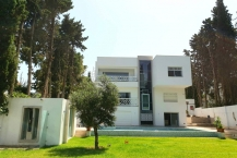 Villa à Gammarth supèrieur