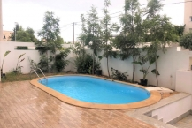 Vente villa (Duplex) luxueuse à la Soukra