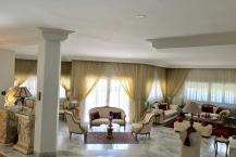 villa meublé à la soukra