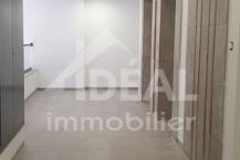 A louer un étage de trois bureaux au Belvédère