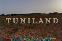 أرض صالحة للبناء للبيع بكركوان - قليبية / 20345019