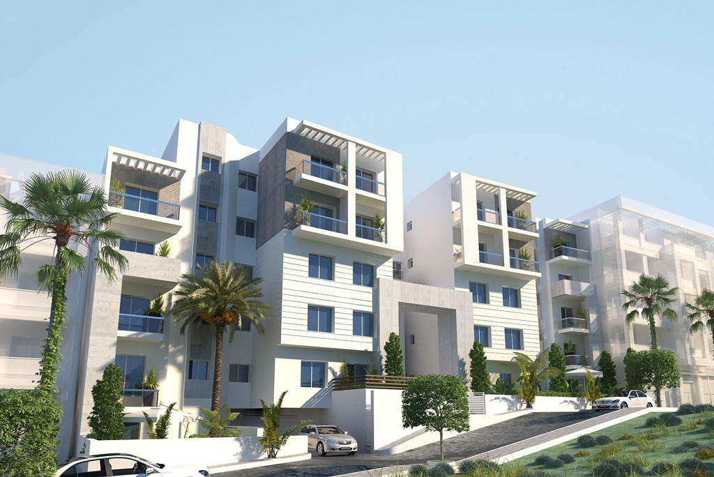 Projet Immobilier Babylon Gardens