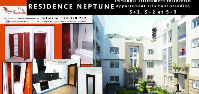 Résidence Neptune Ennasr 2